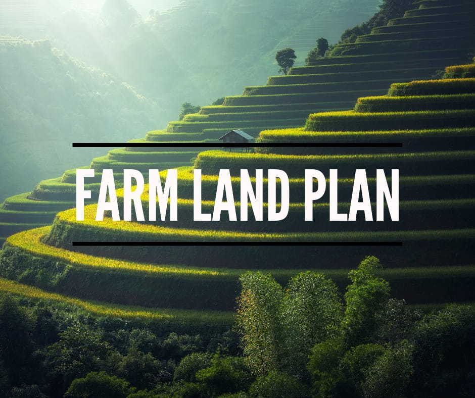 Farm Land Plan